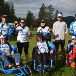 Team Members Posing for Photo