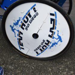 Team Hoyt San Diego Race Wheel