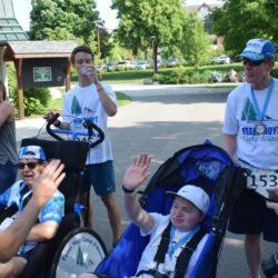 Team Members Preparing for Run #271