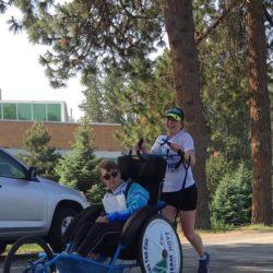 Team Members Racing in Run for #271