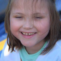 Female Child Smiling