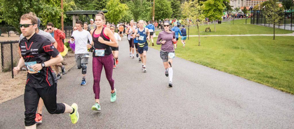 Coeur d'Alene Marathon / Half Marathon / 10k 2020