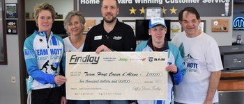 Team Hoyt Findlay Sponsorship Coeur d'Alene