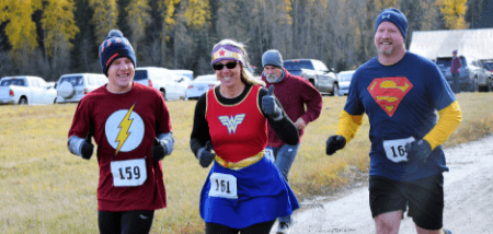 Join THCDA as a Runner Athlete